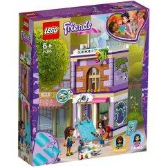 Набор лего - Конструктор LEGO Friends 41365 Художественная студия Эммы