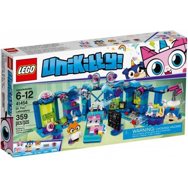 LEGO Эксклюзив 41454 Лаборатория доктора Фокса
