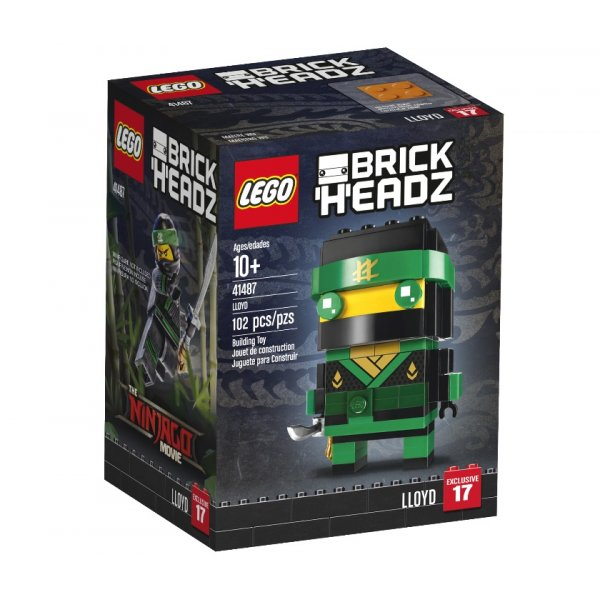 Набор Лего Ллойд