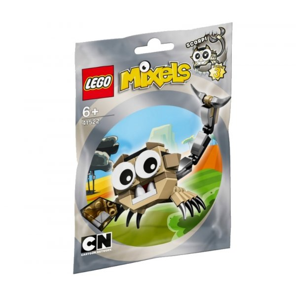 Набор Лего Скорпи