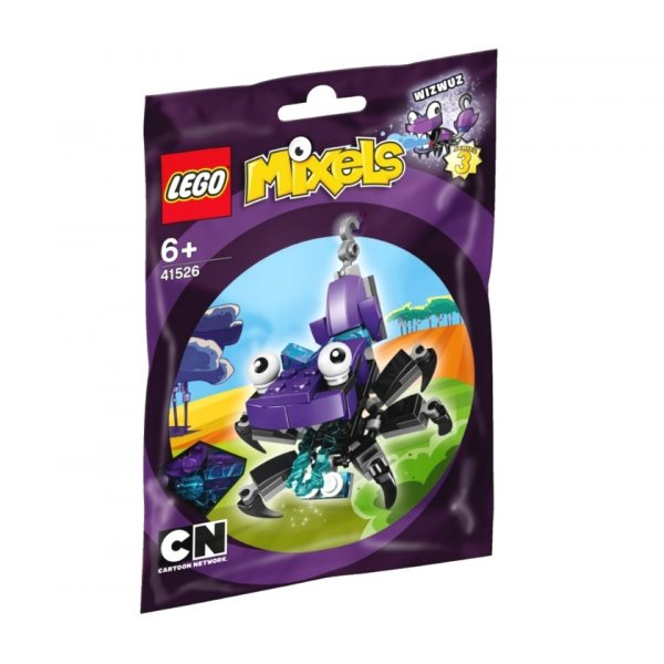 LEGO Mixels 41526 Визвуз