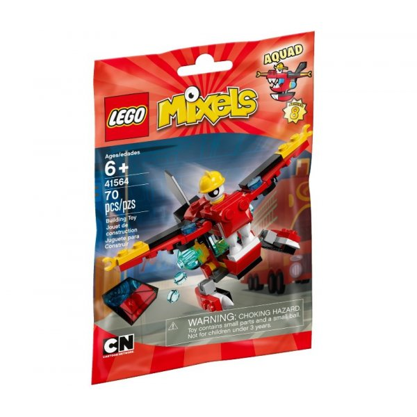 LEGO Mixels 41564 Аквад