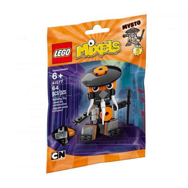LEGO Mixels 41577 Мисто