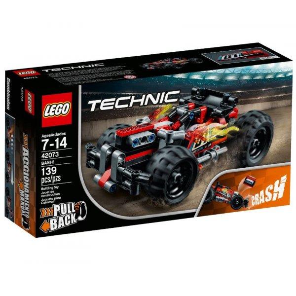 Набор Лего Красный гоночный автомобиль
