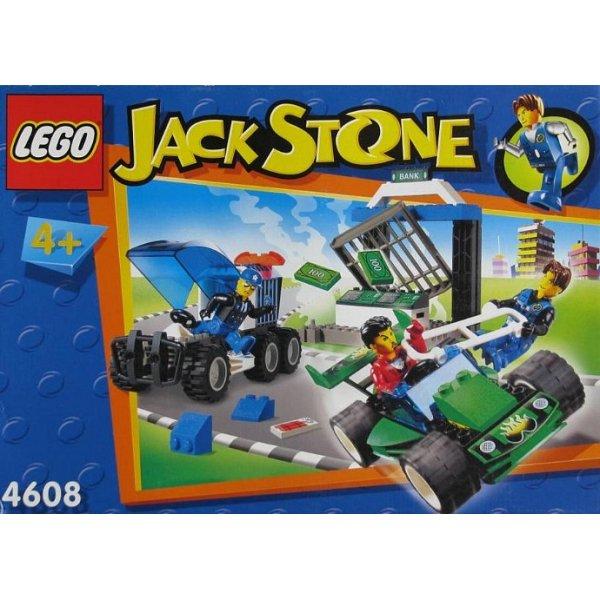 LEGO Эксклюзив 4608 Oгpaблeниe бaнкa