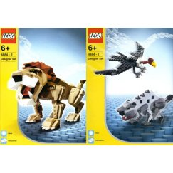 Набор лего - Дикие охотники
