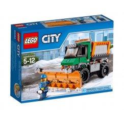Набор лего - Снегоуборочный грузовик