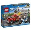 Набор лего - Конструктор LEGO City 60137 Побег на буксировщике