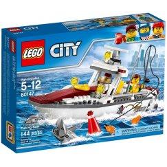LEGO City 60147 Рыболовный катер