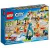 Набор лего - Отдых на пляже - жители LEGO CITY