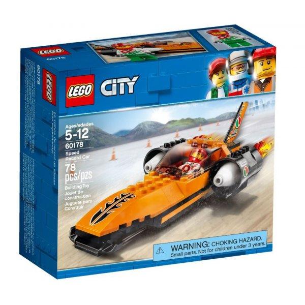 Набор Лего Гоночный автомобиль