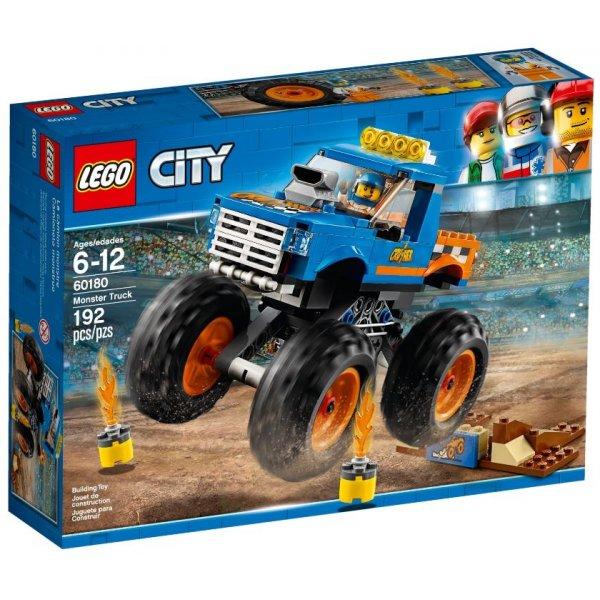LEGO City 60180 Монстр-трак