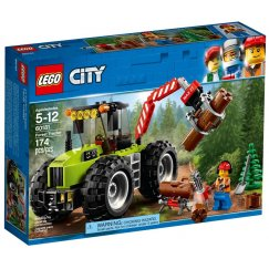 Набор лего - Лесной трактор