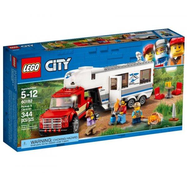 LEGO City 60182 Дом на колёсах