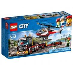 LEGO City 60183 Перевозчик вертолёта