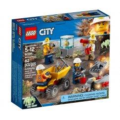 LEGO City 60184 Бригада шахтёров