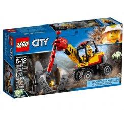 Набор лего - Трактор для горных работ