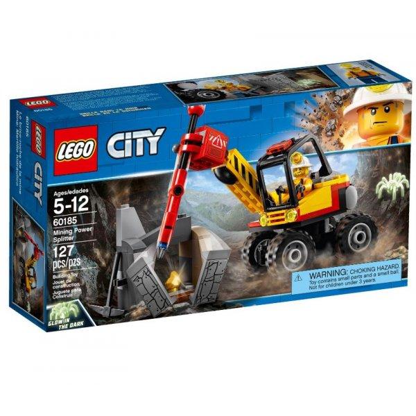 Набор Лего Трактор для горных работ