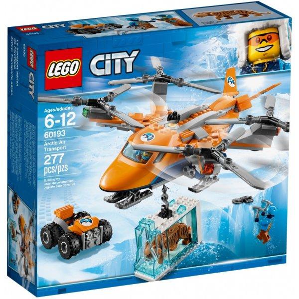 LEGO City 60193 Арктическая экспедиция: Арктический вертолёт