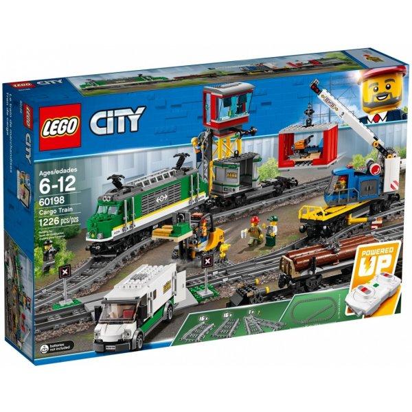 Набор Лего Товарный поезд