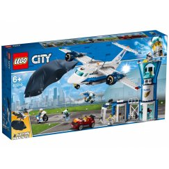 LEGO City 60210 Воздушная полиция: Авиабаза