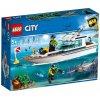 Набор лего - Конструктор LEGO City 60221 Яхта для дайвинга