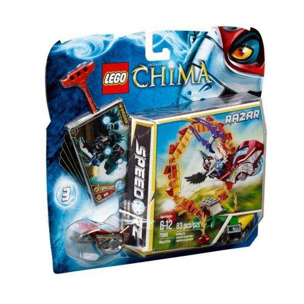 LEGO Legends of Chima 70100 Кольцо огня