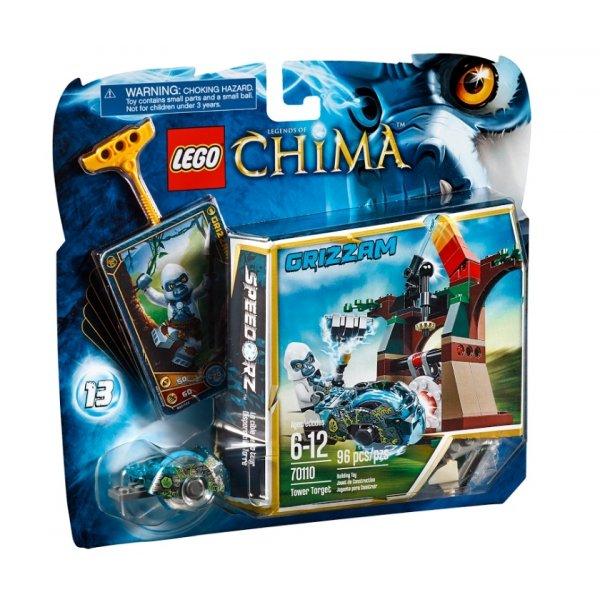 LEGO Эксклюзив 70110 Неприступная башня