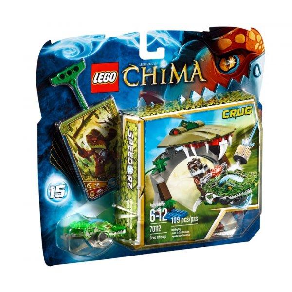 LEGO Эксклюзив 70112 Крокодилья Пасть