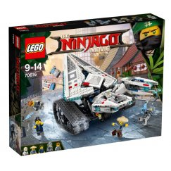 LEGO Ninjago 70616 Ледяной танк