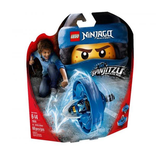LEGO Ninjago 70635 Джей - Мастер Кружитцу
