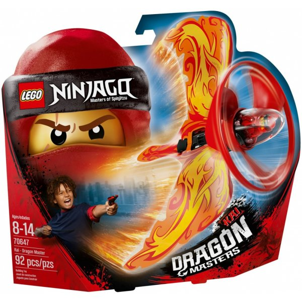 LEGO Ninjago 70647 Кай — Мастер дракона