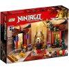Набор лего - Конструктор LEGO Ninjago 70651 Решающий бой в тронном зале