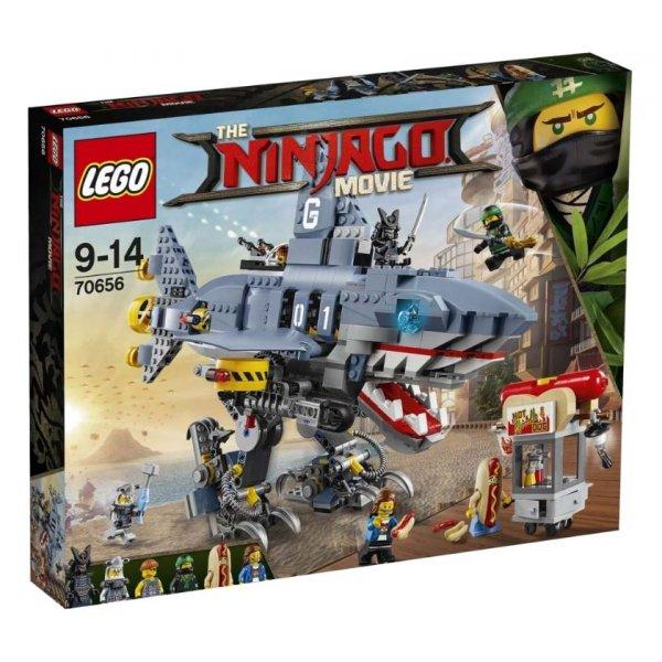 Набор Лего гармадон, Гармадон, ГАРМАДОН!