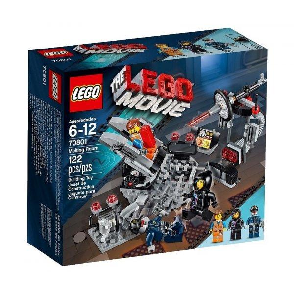 LEGO Movie 70801 Плавильня