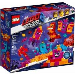 Набор лего - Конструктор LEGO The LEGO Movie 70825 Шкатулка королевы Многолики «Собери что хочешь»