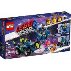 Набор лего - Конструктор LEGO The LEGO Movie 70826 Рэкстремальный внедорожник Рэкса