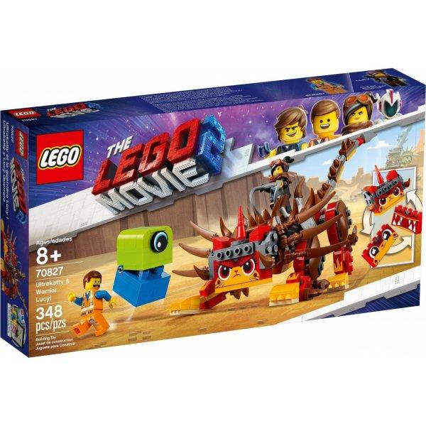 Набор Лего Ультракитти и Дикарка