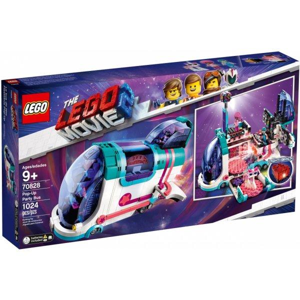 LEGO Movie 70828 Вечеринка в автобусе