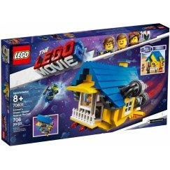 Набор лего - Дом мечты Эммета