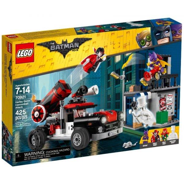 Набор Лего Тяжёлая артиллерия Харли Квинн