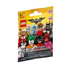 Минифигурка Лего Фильм: Бэтмен