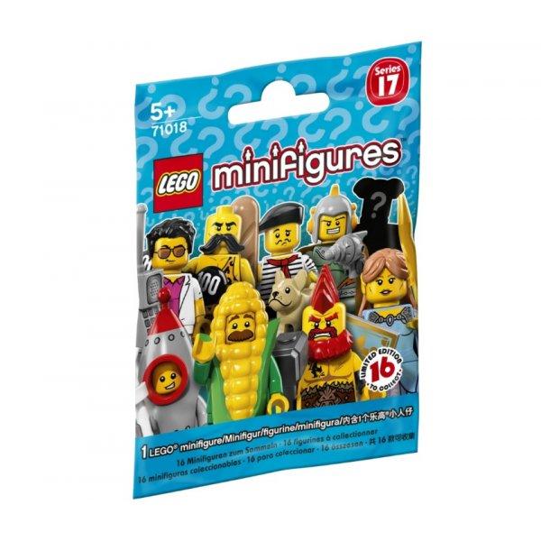 Набор Лего Минифигурка 17-й выпуск