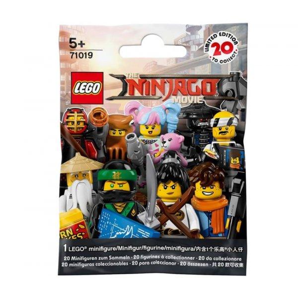 LEGO Minifigures 71019 Минифигурки Лего Фильм: Ниндзяго