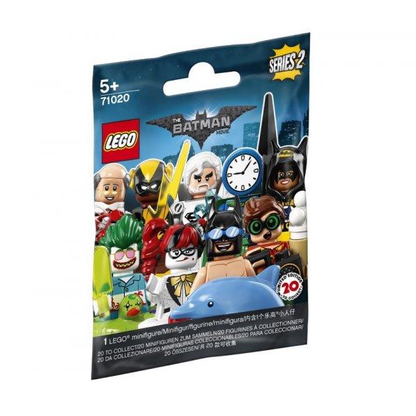 Набор Лего Минифигурки Лего Фильм: Бэтмен серия 2