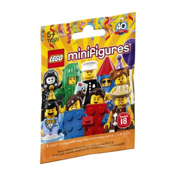 LEGO City 71021 Минифигурки LEGO Юбилейная серия