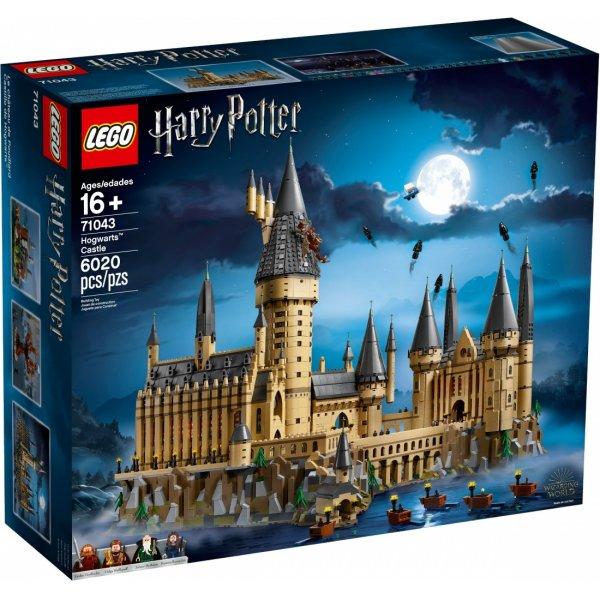 LEGO Эксклюзив 71043 Замок Хогвартс