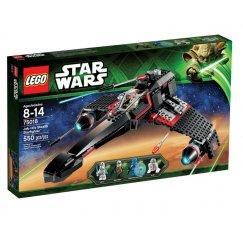 Набор лего - Секретный корабль воина Jek-14