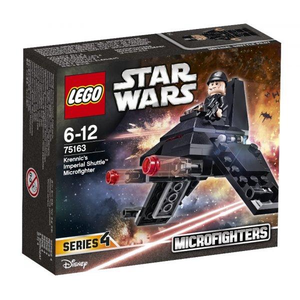 LEGO Star Wars 75163 Имперский шаттл Кренника