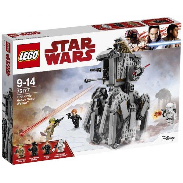 75177 LEGO Star Wars 75177 Тяжелый разведывательный шагоход Первого Ордена
